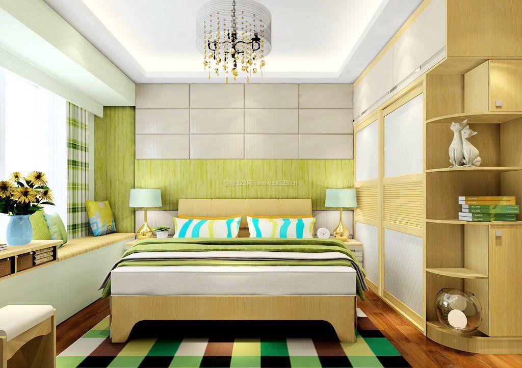 卧室衣橱装修效果图大全