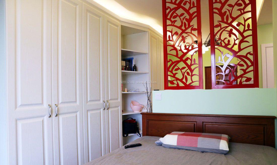 45平米小户型超小卧室设计装修图片