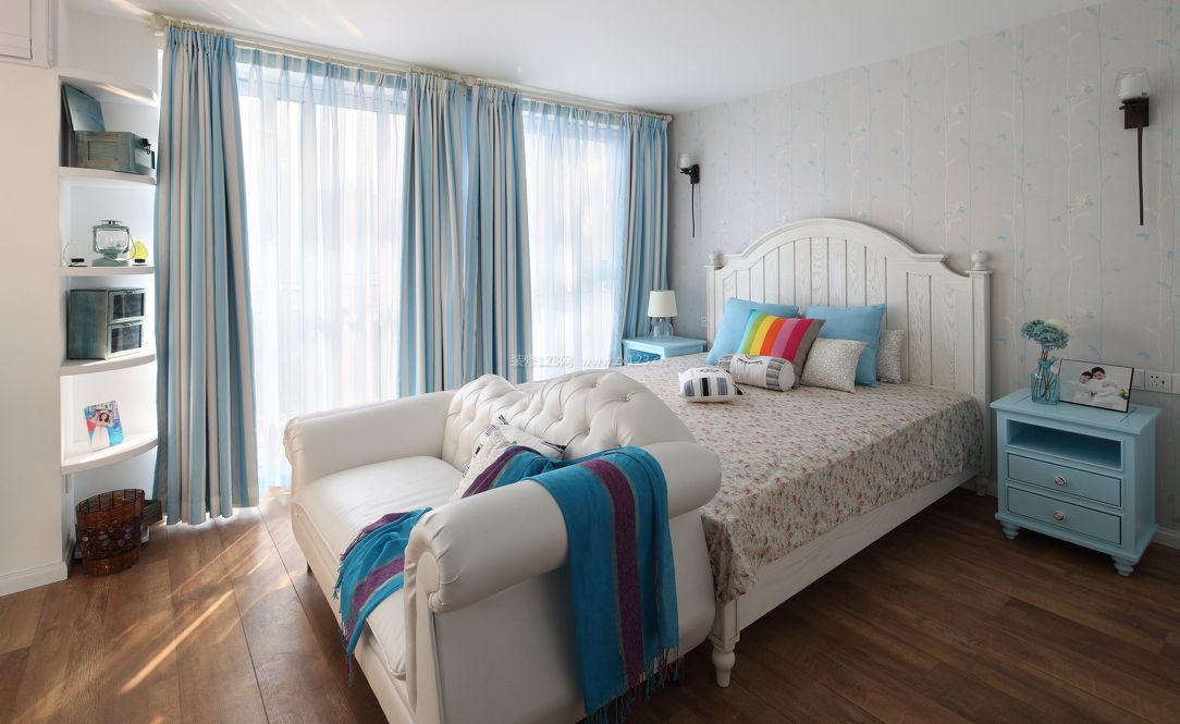 房屋地中海卧室装修效果图