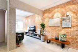 新房裝修客廳電視背景墻磚設計圖