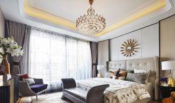 新房裝修臥室燈具設計效果圖
