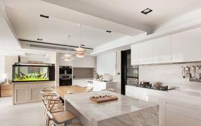 新房裝修設計圖 開放式廚房餐廳設計