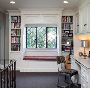 阳台榻榻米床装修效果图大全客厅