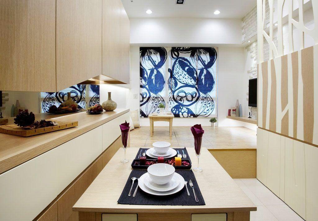 家装风格餐厅柜子图片大全_装修123效果图