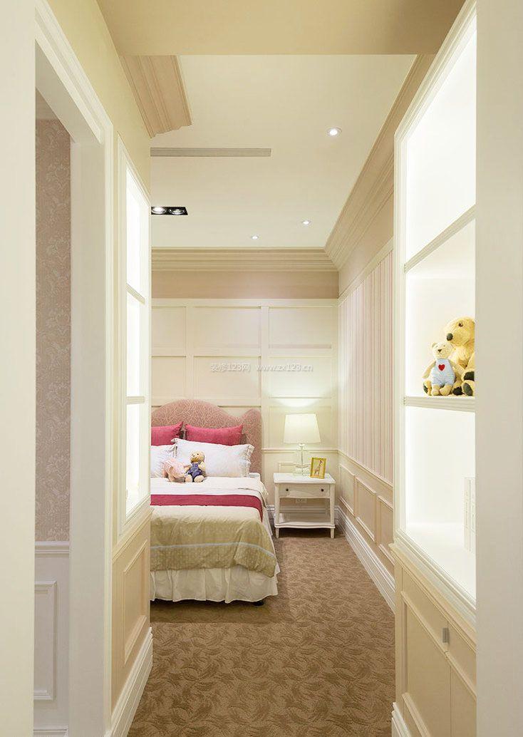 三室一厅房子卧室装修图片欣赏