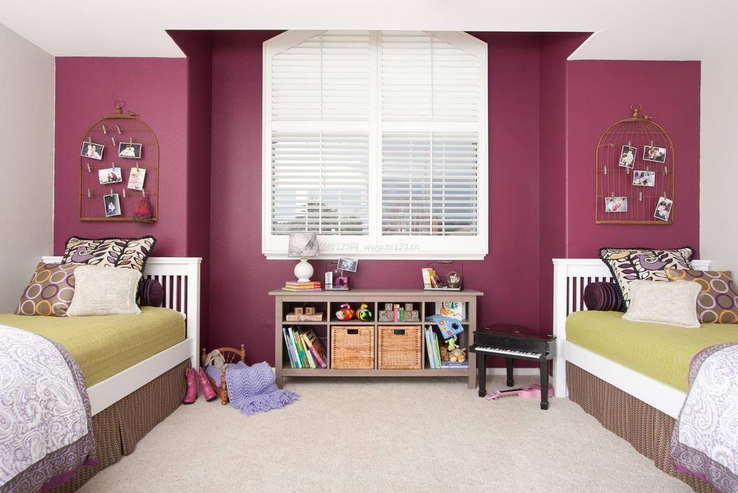 小孩房子室内装修效果图片大全
