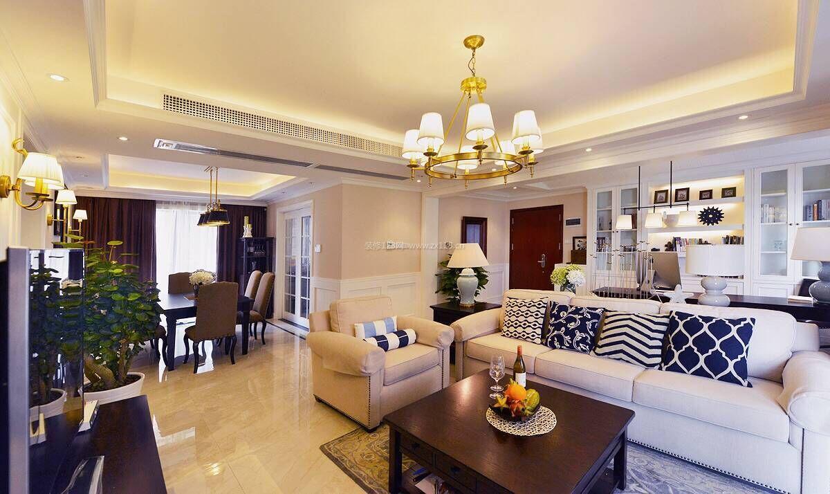 简美图片三室两厅室内设计装修温室风格_装修大全方案景观设计园林图片
