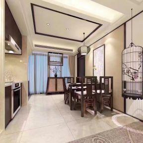 2017地中海风格餐厅装潢设计-装修123网效果图大全