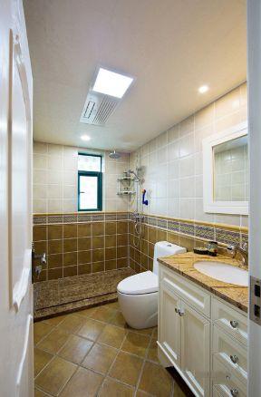2017地中海风格厨房墙砖贴图-装修123网效果图大全