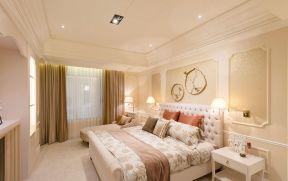 三室一廳房子裝修圖片 主臥室裝修效果圖片