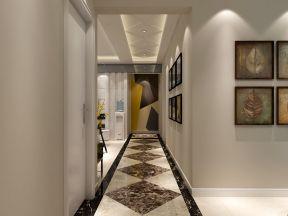 走廊吊顶装修效果图过道图片