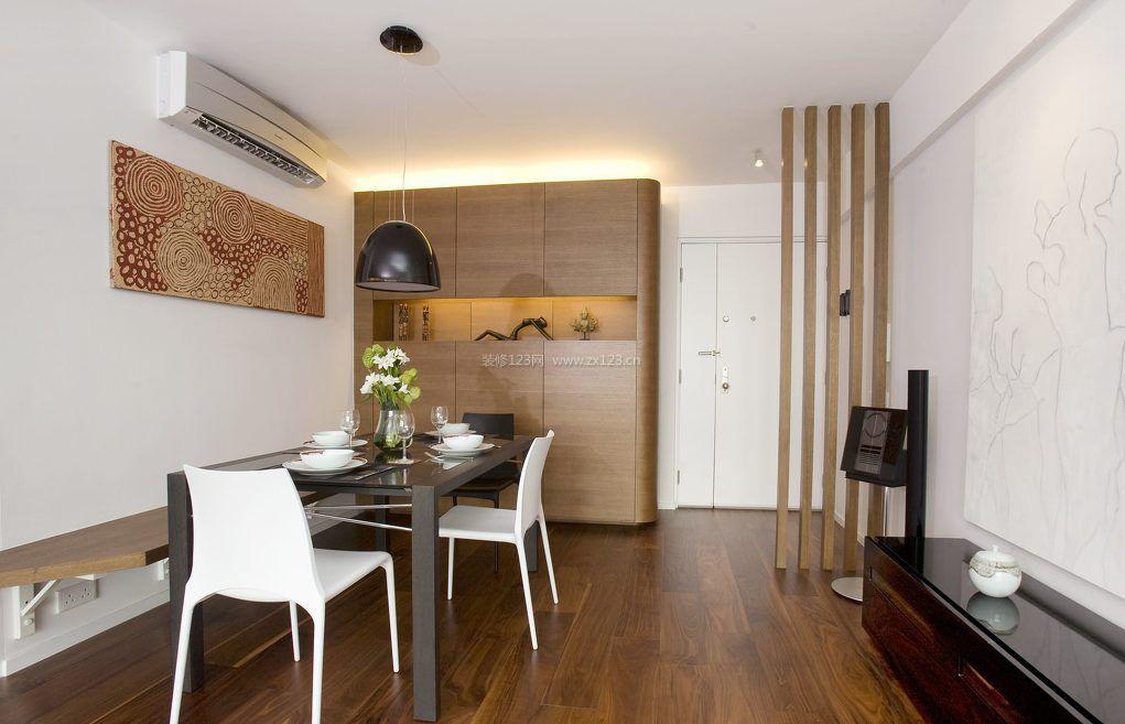 一室房子室内装修效果图片2017