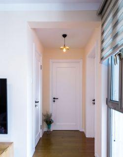 三室一厅房子室内过道玄关装修效果图片2017