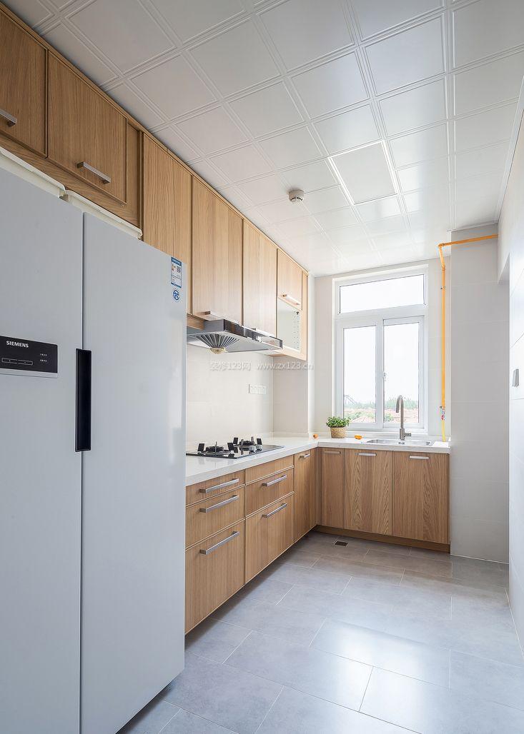 家庭厨房装修设计图