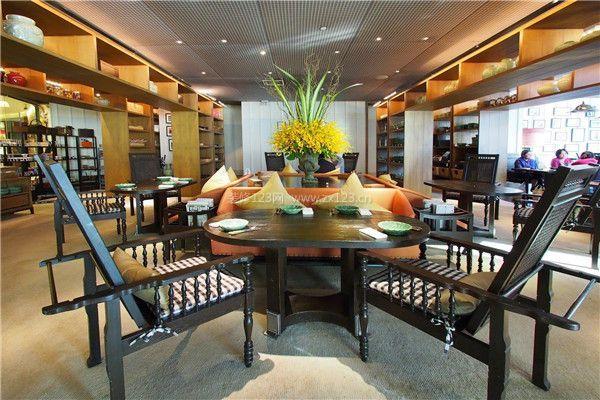 北京装修设计 > 北京茶餐厅装修风格 茶餐厅装修风格     中式园林都