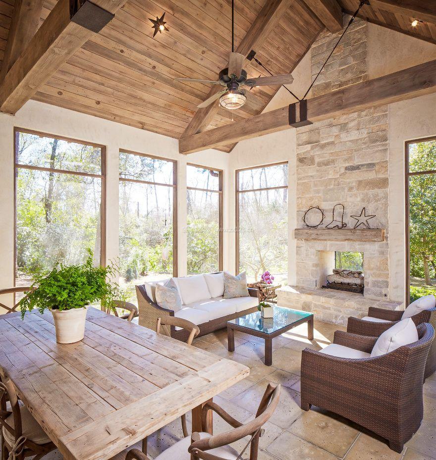 农村家庭室内装修设计效果图片欣赏