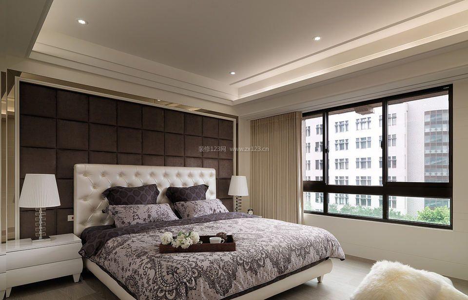 带圆形窗户卧室怎么装修效果图 装修效果图窗户卧室