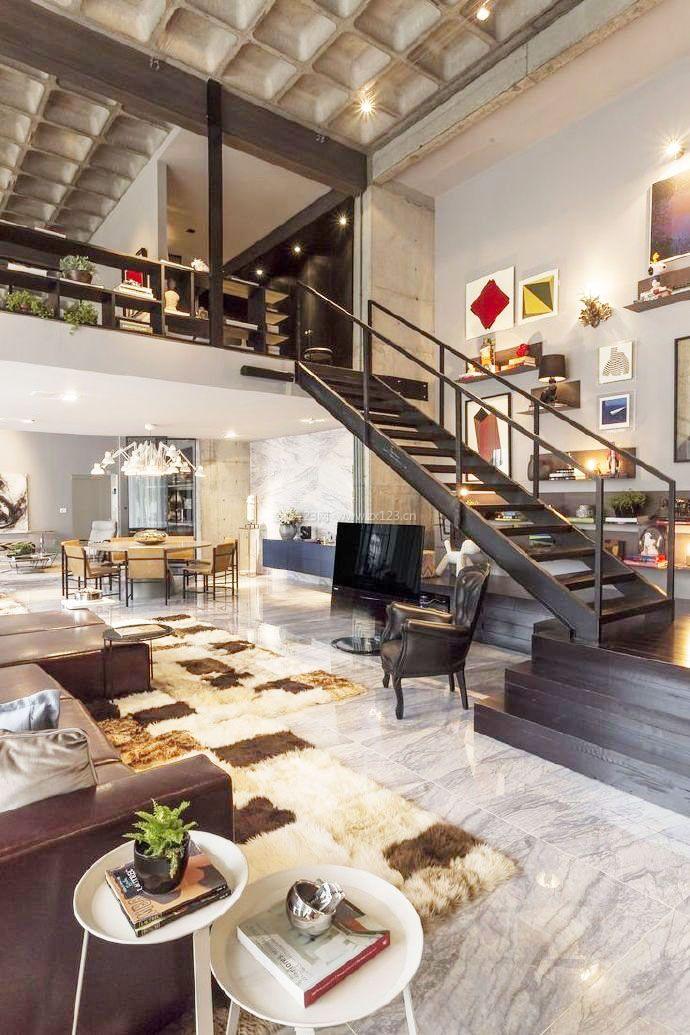 小户型复式公寓装修图 小户型复式公寓装修