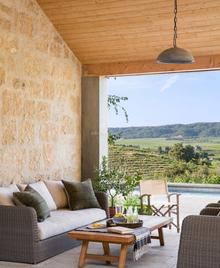 农村房屋家庭室内装修设计效果图片欣赏图片