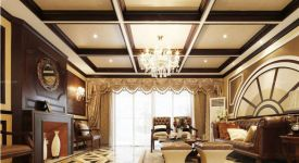 客廳有梁怎么裝修 幾招幫你搞定客廳橫梁
