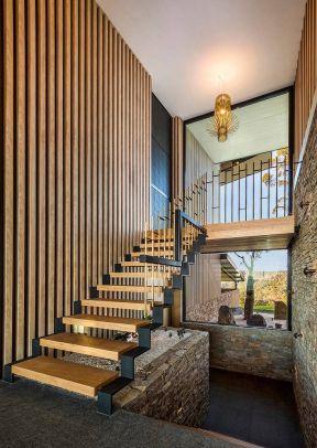 农村家庭装修设计 室内楼梯图片