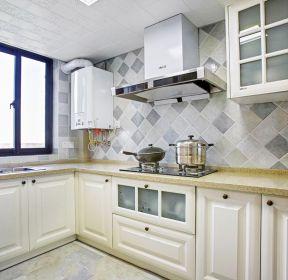 農村家裝廚房瓷磚貼圖效果圖-每日推薦