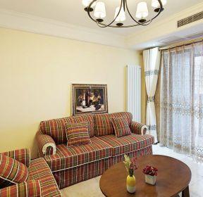 農村家裝小客廳沙發顏色效果圖 -每日推薦