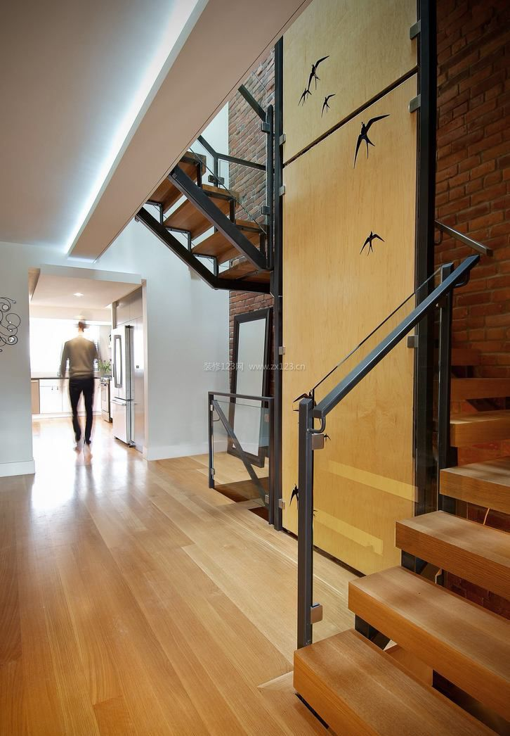 房屋室内楼梯间装修图片大全