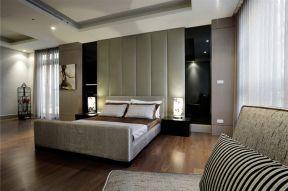 主臥室裝潢效果圖 床頭背景墻設計效果圖