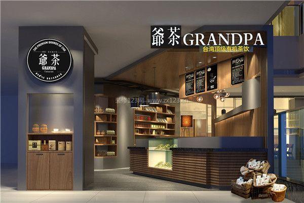 北京奶茶店装修风格 奶茶店装修风格有哪些