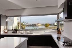 現代簡約風格廚房裝飾設計圖