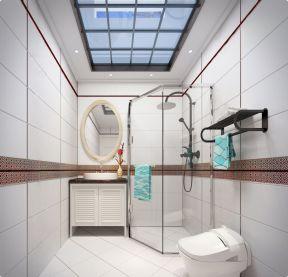 效果卫生间装修效果图别墅淋浴房装修整体图片郑州卖别墅图片