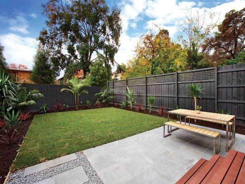 私人别墅 花园种什么花木较好 五款 私家庭院 花园景观 小型的设计不图片