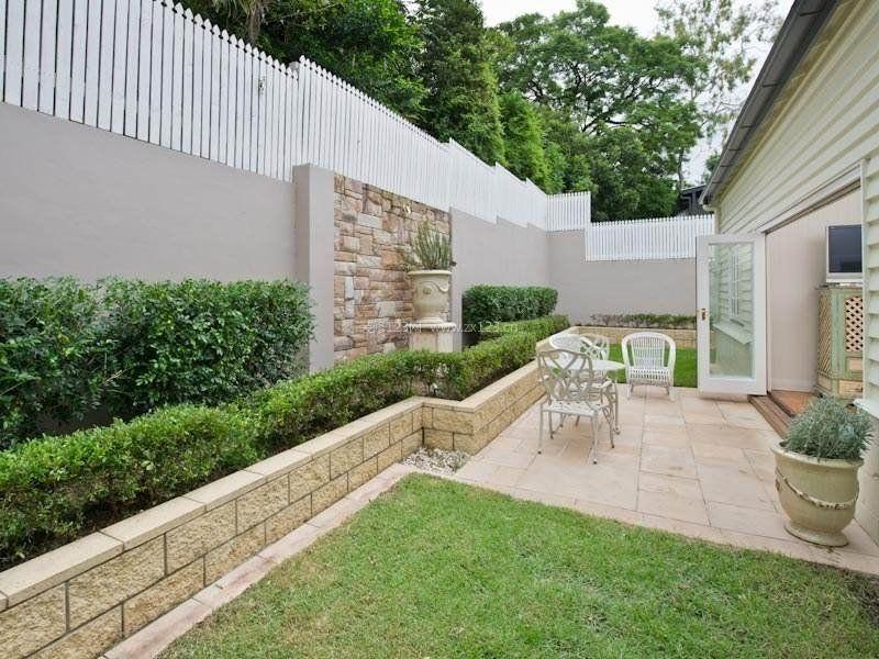 小型别墅后花园设计效果图片大全图片
