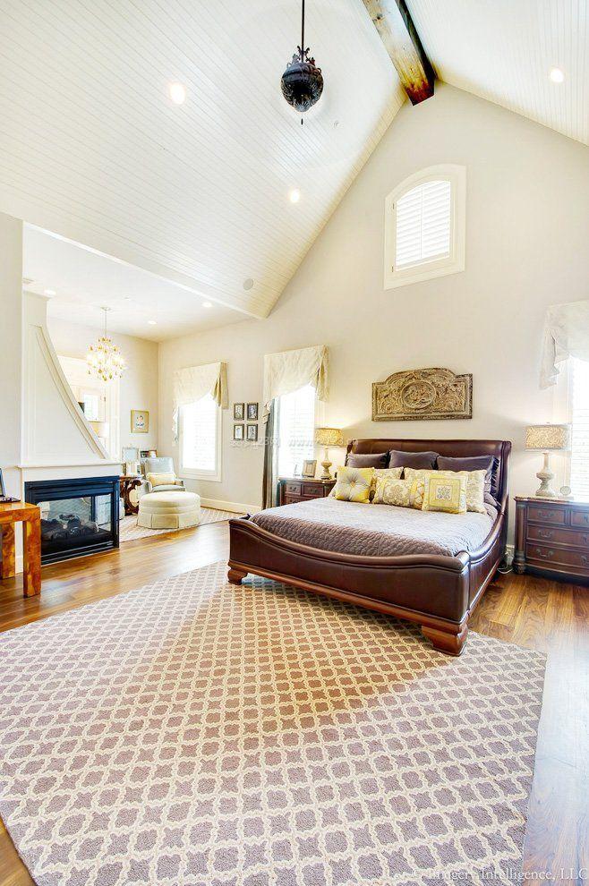 主卧室斜顶装修效果图大全