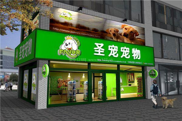 宠物店面装修设计 宠物店如何装修_店面装修_装修123