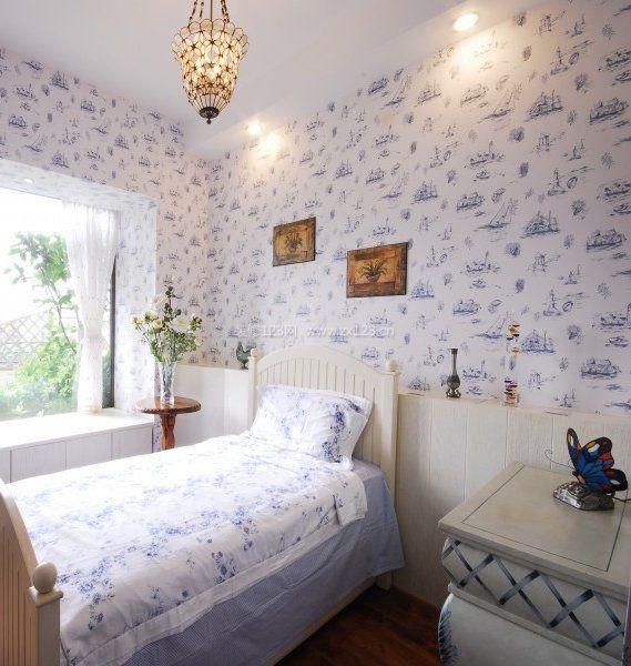 家装效果图 儿童房 儿童房壁纸装修效果图大全图片 提供者