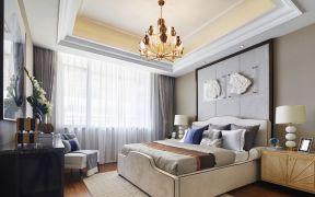 住房装修效果图 卧室吊顶装修效果图