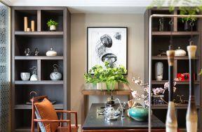 住房装修效果图 书房装修效果图图片