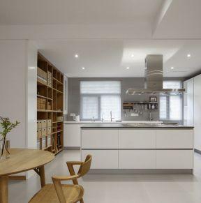 住房装修效果图 开放式厨房装修效果图片