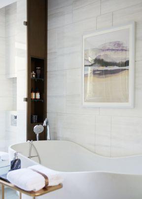 住房装修效果图 浴室装修效果图