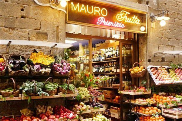 水果店面装修设计 水果店面如何装修