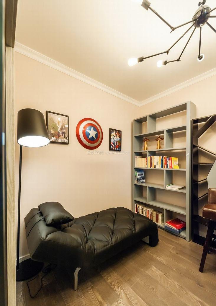 温州房子小书房装修效果图片欣赏
