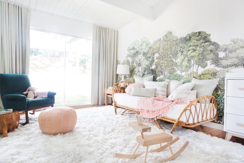 家居韩式客厅装修设计效果图3000例