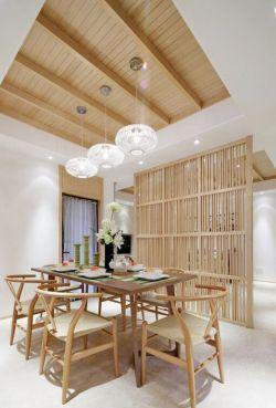 北欧原木风格家居装修设计3000例