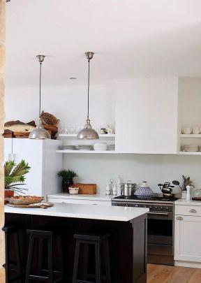 最流行家装风格厨房设计效果图
