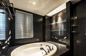 最流行家装风格浴池装修效果图