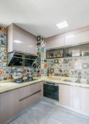 最流行家装风格 厨房瓷砖贴图