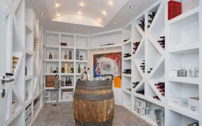 最流行家装风格酒窖设计图片