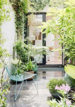 小型别墅最全庭院设计图片